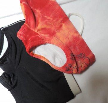 Kit de cuecas para bebê menino, serve até 12 meses.