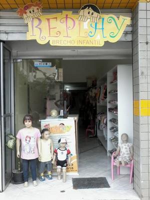 Replay Brechó Infantil