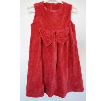 Vestido Plush Vermelho