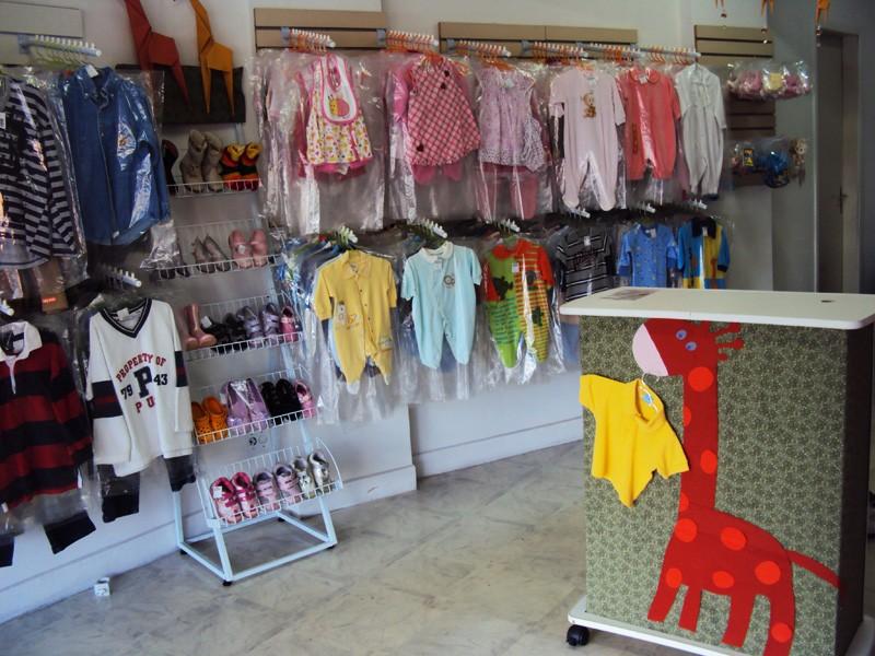 7a3b9d8798c Conheça o Brechó Infantil Girafinha - Curitiba (PR) no Segunda Mãozinha