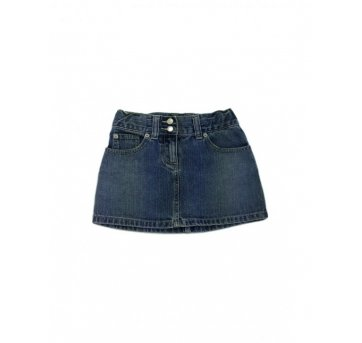 Mini Saia Jeans Benetton