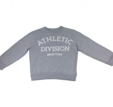 Moletom Athletic Division Benetton