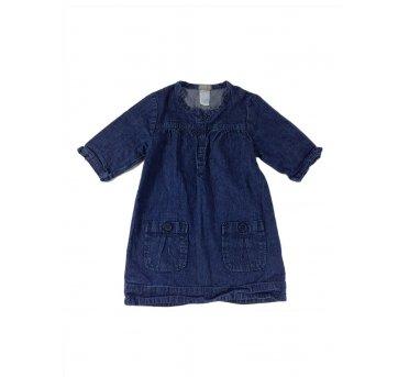 Vestido Jeans - La Redoute Kids