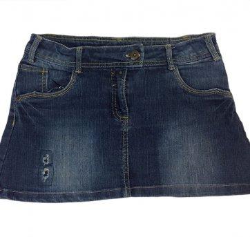 Mini Saia Jeans Yigga