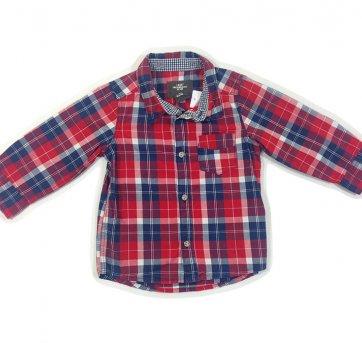 Camisa Xadrez Bebê