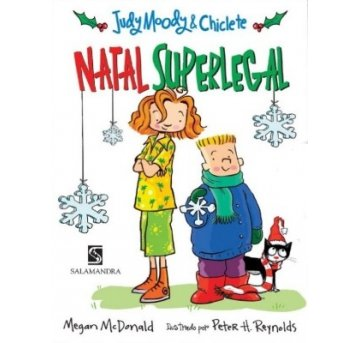 Natal Super Legal - Judy Moody