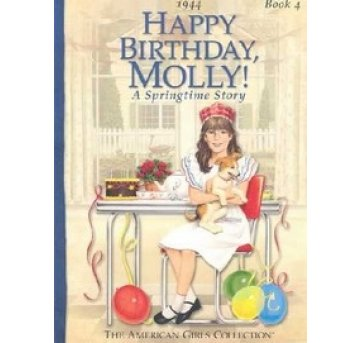 Happy Birthday , Molly