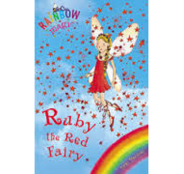 Rainbow Magic - Ruby the red fairy