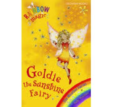 Rainbow Magic - Goldie the sunshine fairy