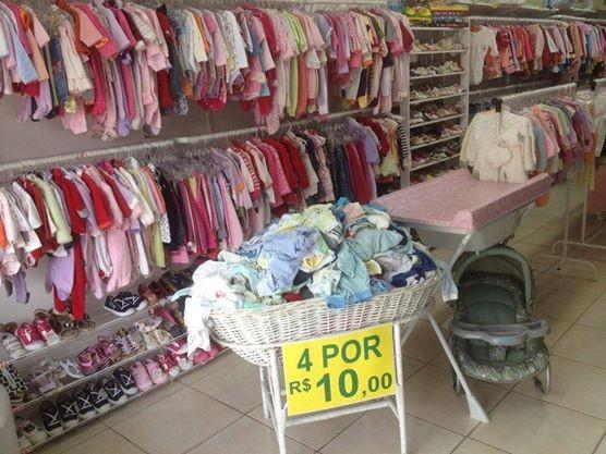 4db6e947a Conheça o De Galho Em Galho Brechó Infantil - Porto Alegre (RS) no ...