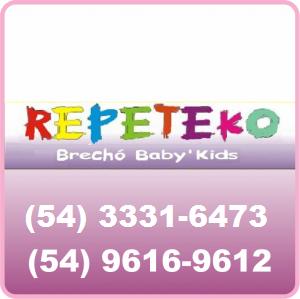 Repeteko Brechó Baby