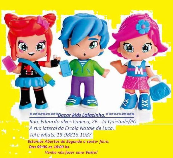 Bazar Kids Lalazinha.