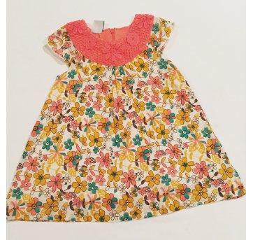 Vestido Floral Tip Top