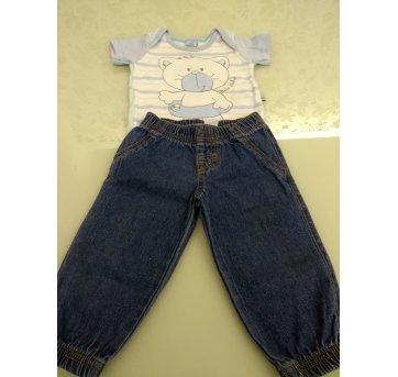 Kit jeans Carter
