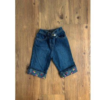 Calça Jeans Cropped Gymboree