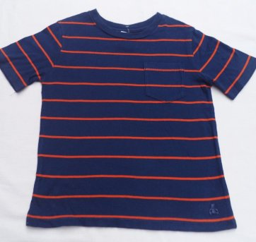 Camiseta Listrada Baby Gap 3 Anos