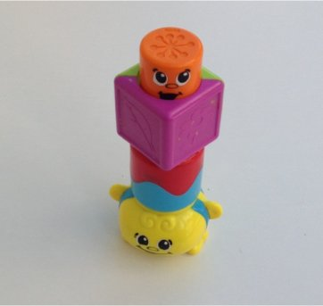 Brinquedo Encaixes Bichinhos FISHER PRICE