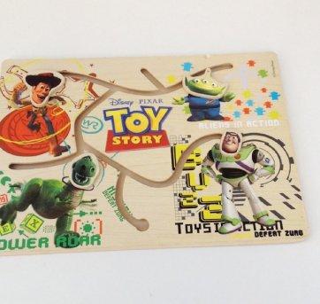 Brinquedo Educativo De Encaixe Personagem TOY STORY