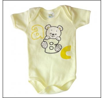 Body Yellow 3 meses