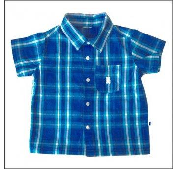 Camisa Xadrez Teddy Boom