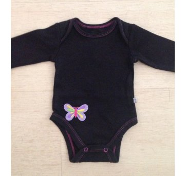 Body Teddy Boom 0-3 meses
