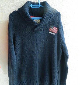 Blusa tricô Oshkosh tamanho 6