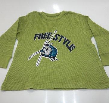 Blusa Ml Verde