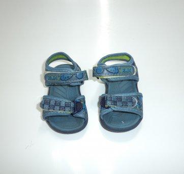 Sandália (Papete) Azul