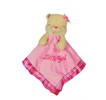 Naninha Ursinha Rosa Baby Cijo 064