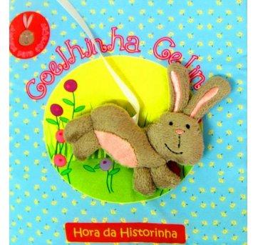 Livro de Pano Coelhinha Celina Todolivro