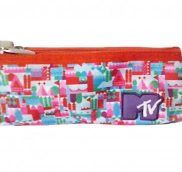 Estojo Necessaire Color MTV Sestini