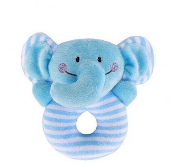 Chocalho Elefante Azul JJovce