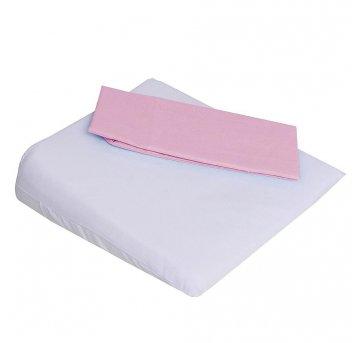 Travesseiro Antirrefluxo Carrinho 2 Fronhas Rosa Papi 3970