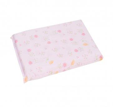 Travesseiro Bebê Antialérgico Antissufocante Rosa Papi 2977