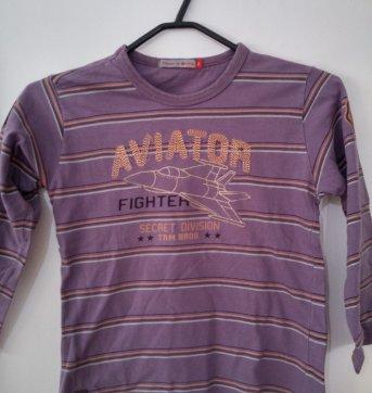 Camiseta Manga Longa  Aviator .