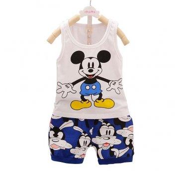 Conjunto Infantil Mickey .