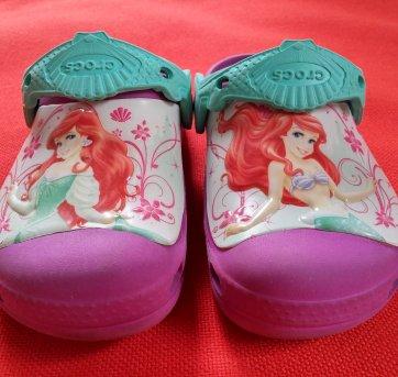 Crocs Infantil Original Ariel .