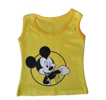 Regata Infantil Feminina Mickey .