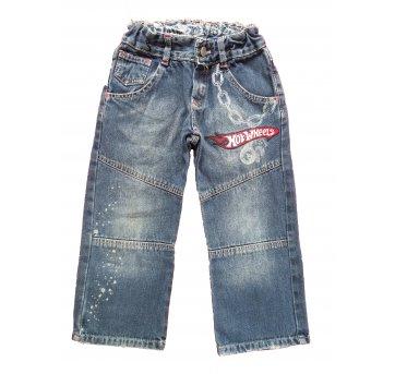 Calça Jeans Infantil Masculina Whotwheels .