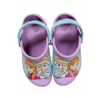 Crocs infantil original Disney Frozen .