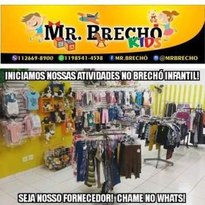 Mr.Brechó Kids