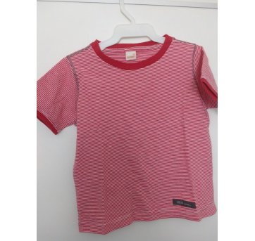066-Camiseta listrada Green(1127)