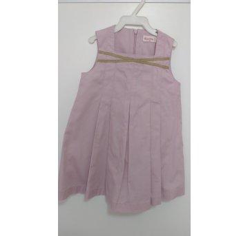 062-Vestido Rosa antigo Green(0403)