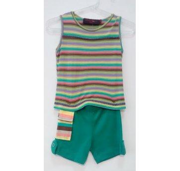 Regata   shorts malha