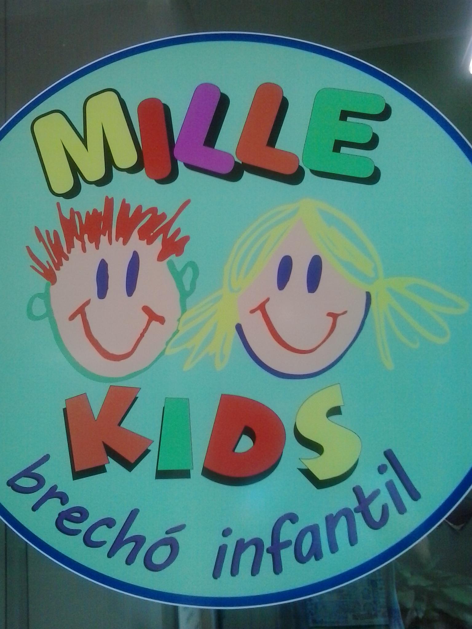 Mille kids Brechó Infantil