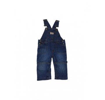 Jardineira Jeans Vintage