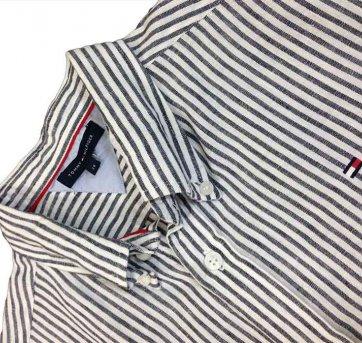 Camisa de Linho Tommy