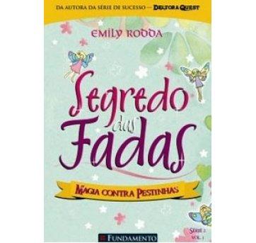 Livro Segredo das fadas - Emily Rodda