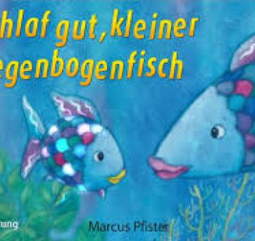 Der Regenbogenfisch - Lernt Zahlen