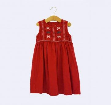 Vestido Veludo EPK 12 Meses